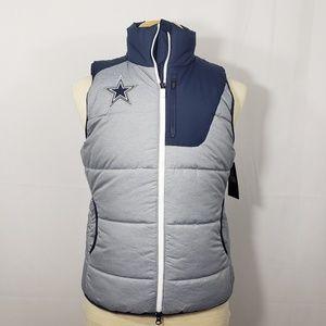 Nike Dallas Cowboys Championship Drive Vest